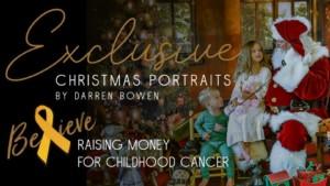 Exclusive Christmas Portraits - Fighting Childhood Cancer @ NoDa Brewing Company | Charlotte | North Carolina | United States