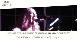 Live Music Featuring Randy Courtney @ Nuvole Rooftop TwentyTwo | Charlotte | North Carolina | United States