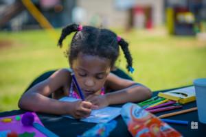 Fine Art Friday: Activate the Image for Children @ Harvey B. Gantt Center         