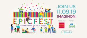 EpicFest @ ImaginOn: The Joe & Joan Martin Center |  |  |