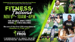 Charlotte Fitness Festival and Color Race @ Eat the Frog Fitness | Charlotte | North Carolina | United States
