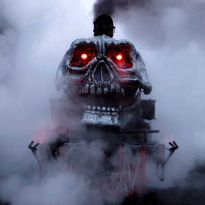 Ghost Train @ Tweetse Railroad | | |