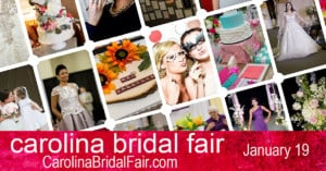 Carolina Bridal Fair @ Cabarrus Arena | | |