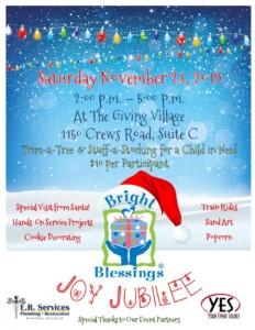 Bright Blessings Joy Jubilee! @ Bright Blessings | Matthews | North Carolina | United States