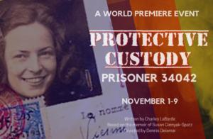 Protective Custody PRISONER 34042 @ Duke Energy Theatre at Spirit Square | Charlotte | North Carolina | United States
