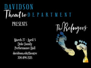 The Refugees (World Premiere) @ Duke Family Performance Hall |  |  |