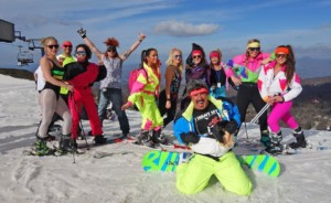 Retro '80s Ski Weekend @ Beech Mountain Ski Resort | Beech Mountain | North Carolina | United States