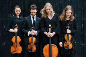 Small Batch Concert Series- Callisto Quartet @ Free Range Brewing |  |  |