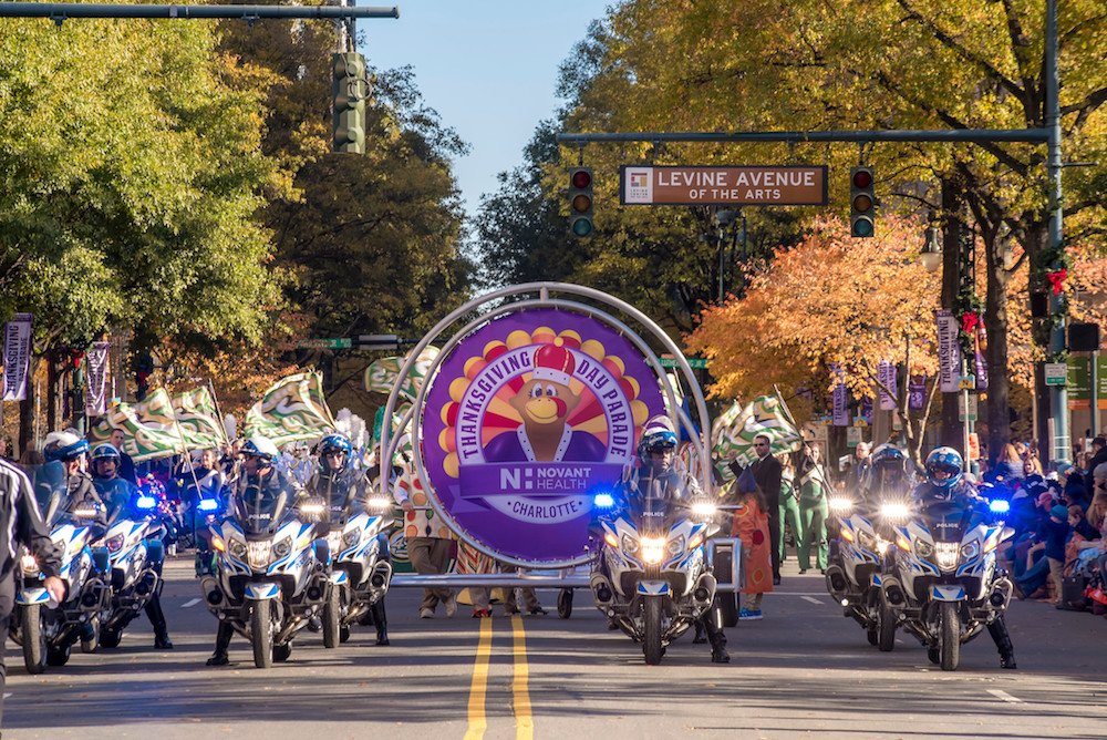 charlotte free holiday events