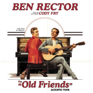 Ben Rector: The Old Friends Acoustic Tour @ Knight Theater at Levine Center for the Arts | | |