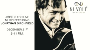 Live Music featuring Jonathan Birchfield @ Nuvole Rooftop TwentyTwo        