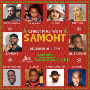 Christmas with Samoht @ Harvest Center |  |  |