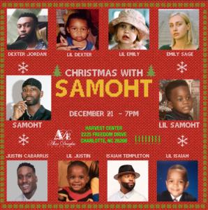 Christmas with Samoht @ Harvest Center        