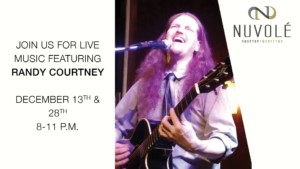 Live Music featuring Randy Courtney @ Nuvole Rooftop TwentyTwo        