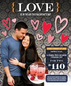 Celebrate Valentine's Day at Bulla Gastrobar! @ Bulla Gastrobar |  |  |