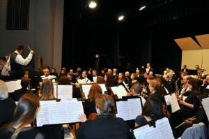 Charlotte Concert Band presents Music as a Revolution @ Myers Park High School |  |  |