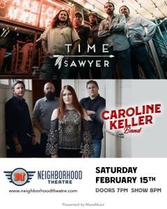 Concert @ The Neighborhood Theatre |  |  |