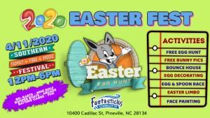 2020 Queen City Easter Festival @ Funtasticks Charlotte |  |  |