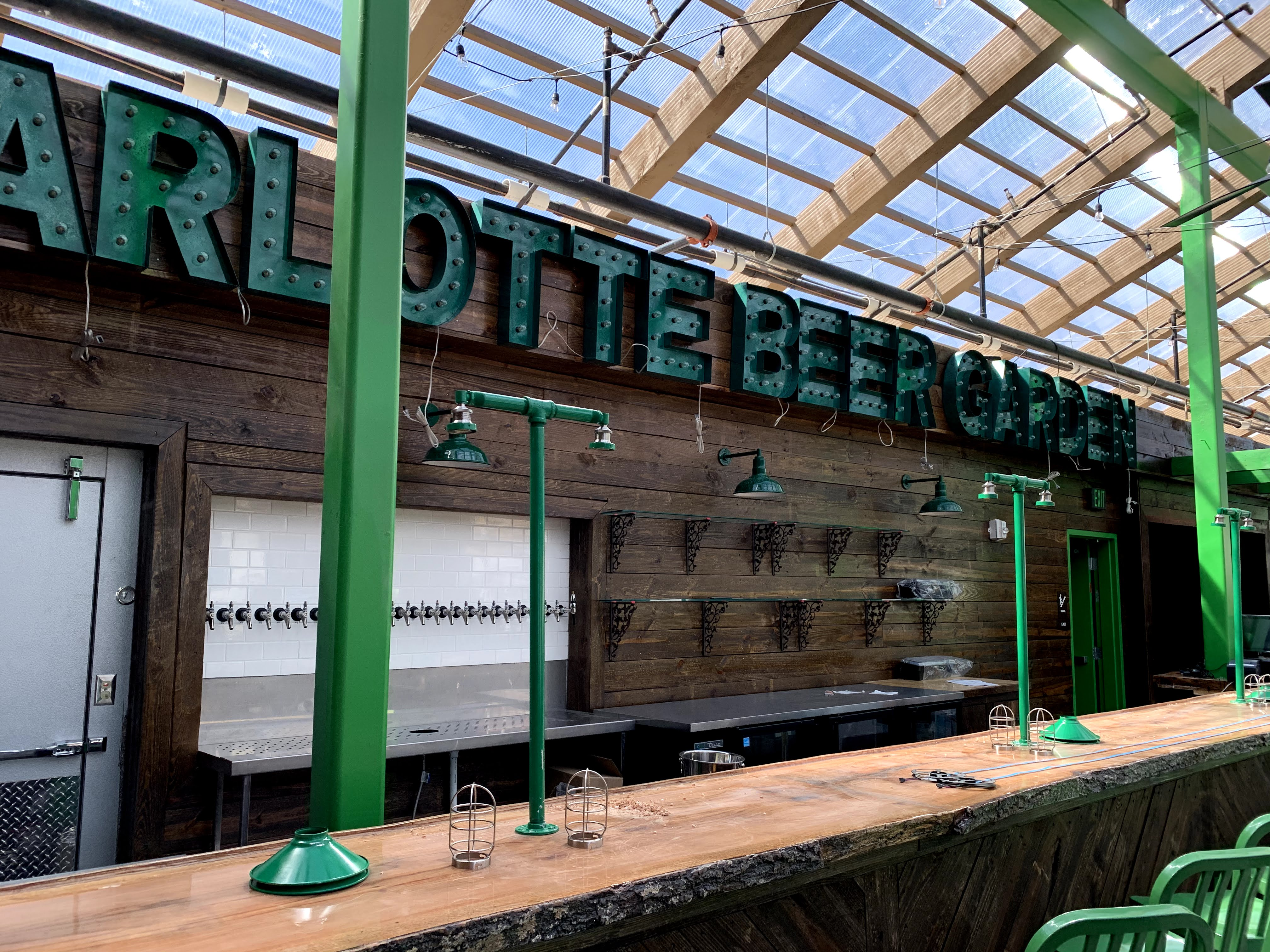 4 Things To Know Charlotte Beer Garden Opening Near Uptown Charlotte Magazine