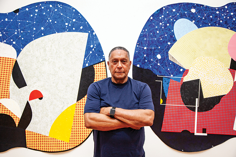 Inside the Practice of Belmont Artist Juan Logan - Charlotte Magazine