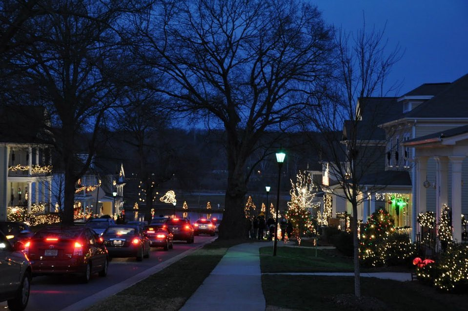 Christmas Town Charlotte 2020 McAdenville Announces Christmas Town U.S.A. Alterations Due to