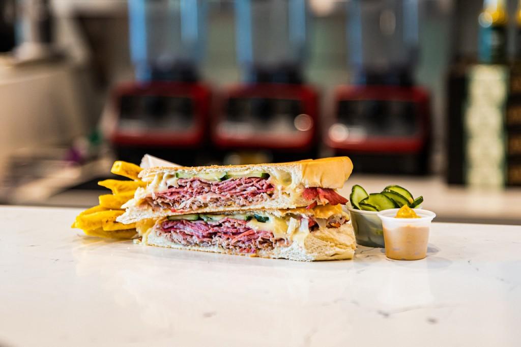 Cuban Sandwich Miami Trip