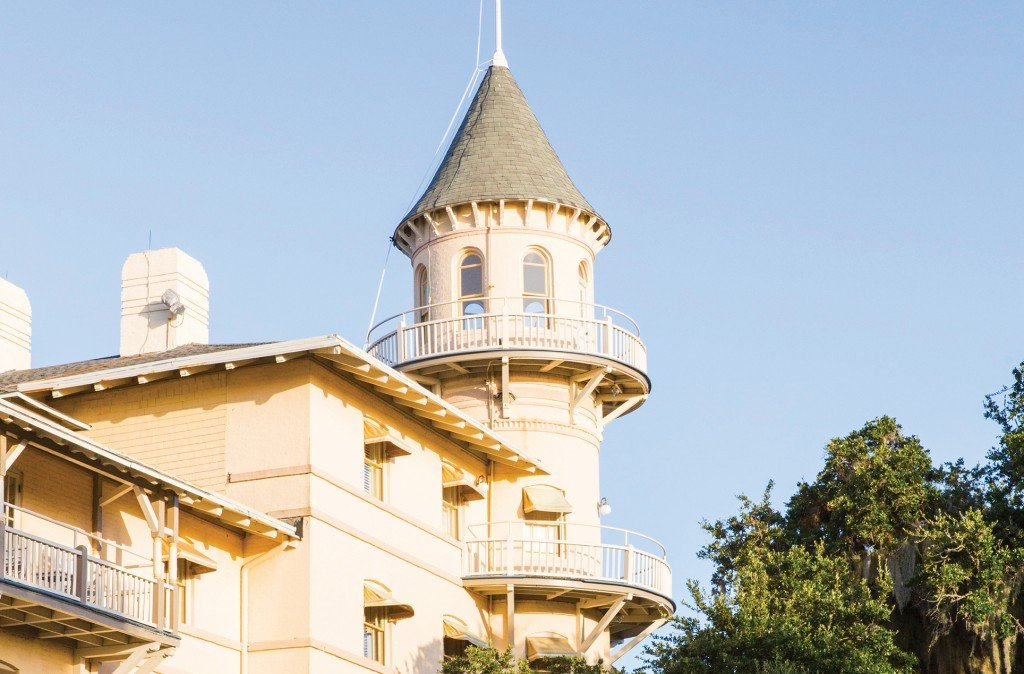 Jekyll Island Club Resort Top