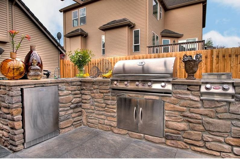 Before You Design An Outdoor Kitchen Read This Charlotte Magazine