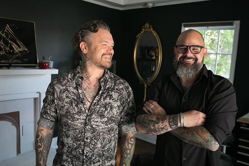Canvas Tattoo Talks Business Of Body Art Charlotte Magazine