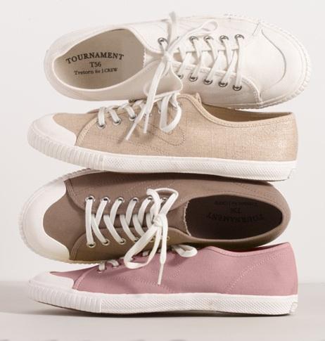 Love It: Tretorn Sneakers for J.Crew