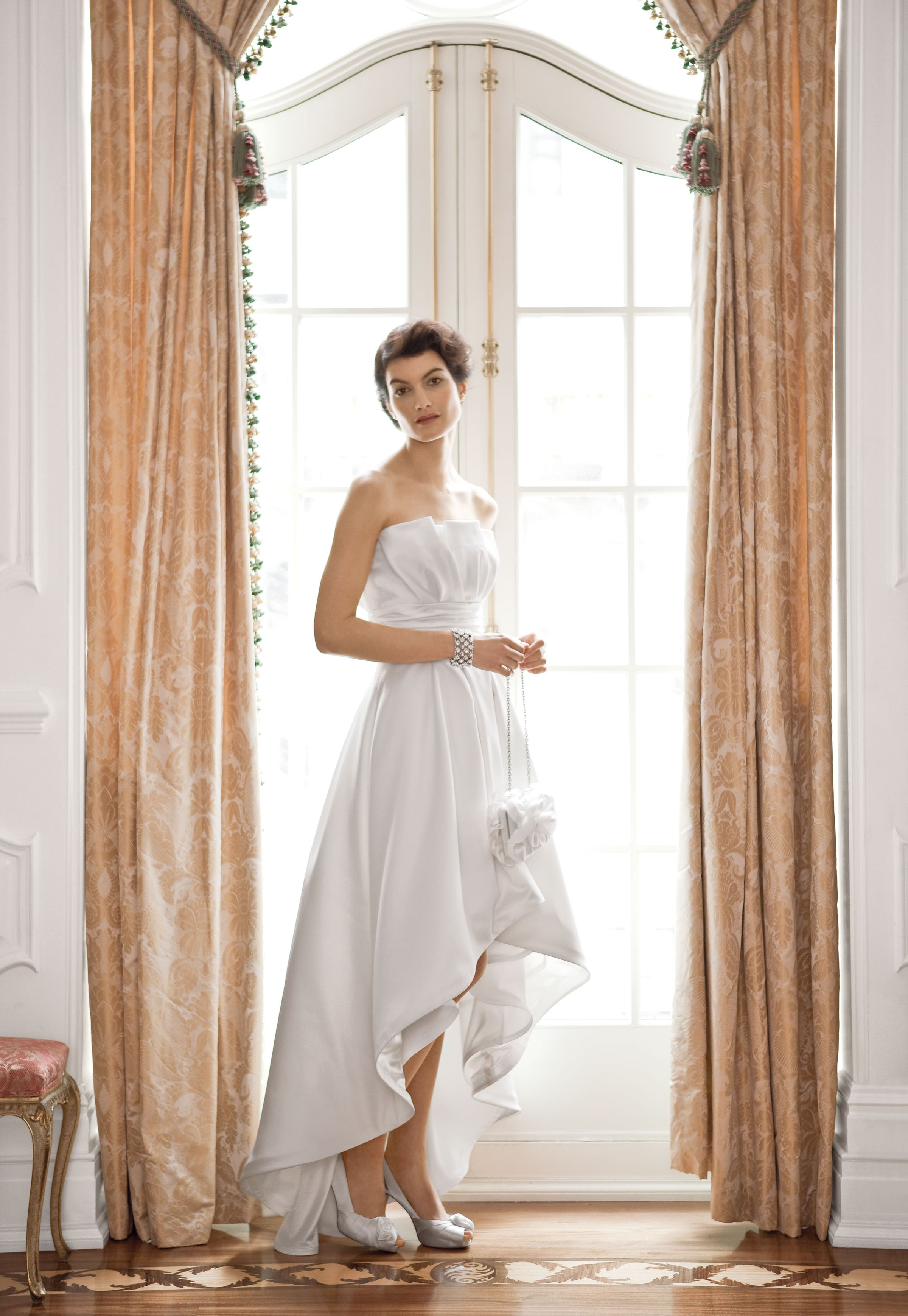 Friday S Find White House Black Market Bridal Collection Charlotte Magazine,Wedding Dresses Ball Gown Sweetheart Neckline