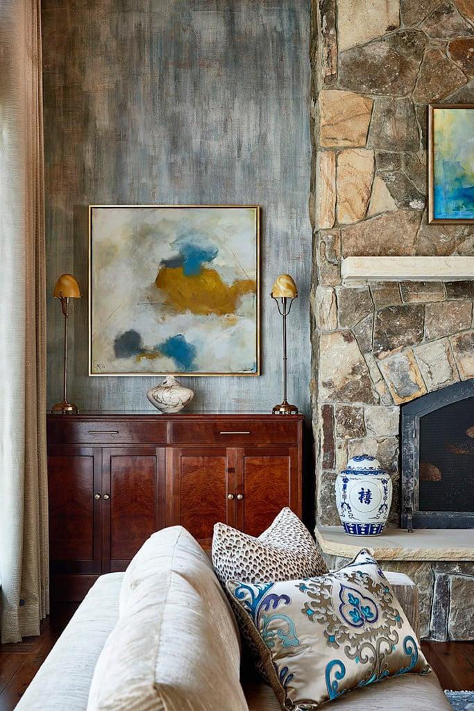 Inside An Elegant Lake Norman Home Charlotte Magazine