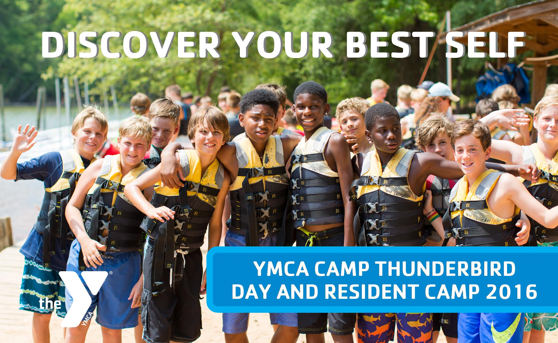 YMCA Camp Thunderbird Day Camp