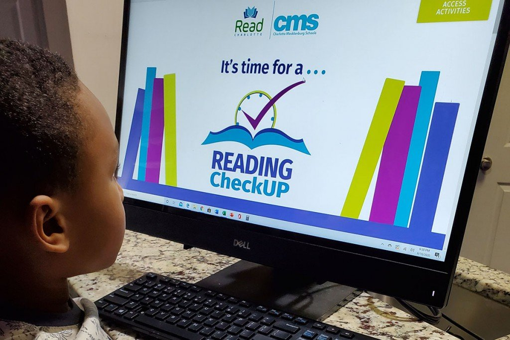 Read Charlotte Reading Checkup Horizontal
