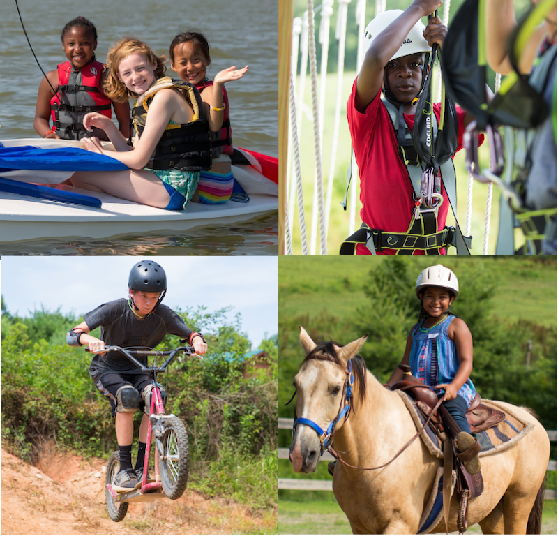 Ymca charlotte camp Feature
