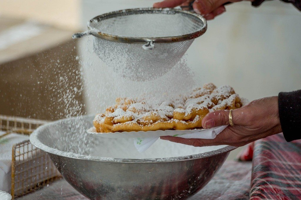 State Fair Food Offered During May Event