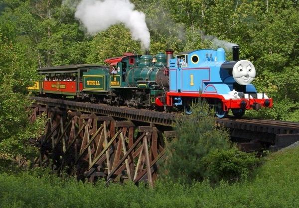 Thomas The Tank Engine Coming To Tweetsie Railroad