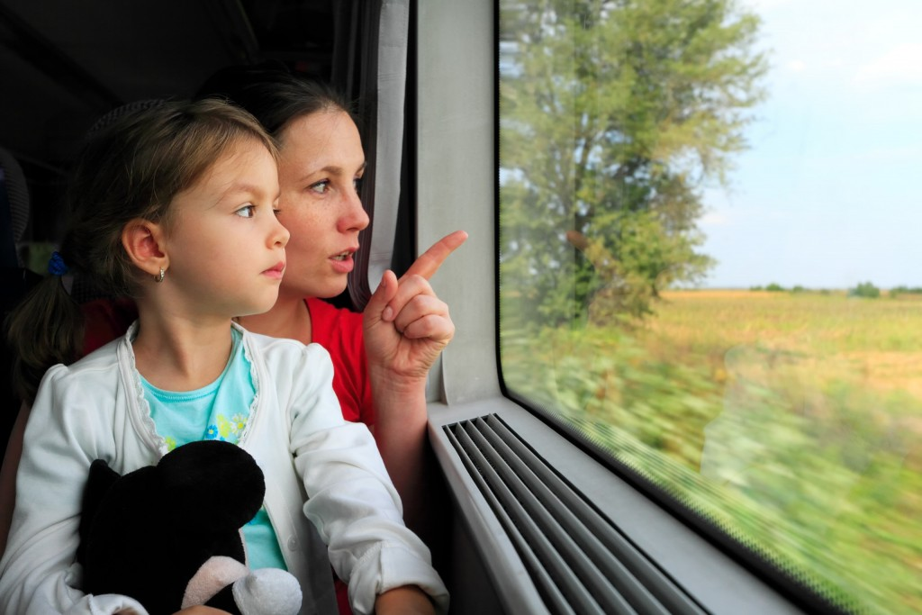 Travel By Train With '2021 Summer Kids Fare' In North Carolina