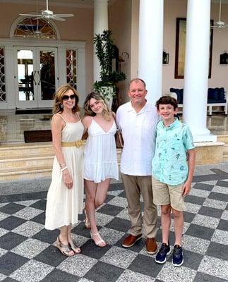 The DeBoer Family