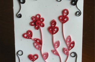 A&s2 Quilling Craft
