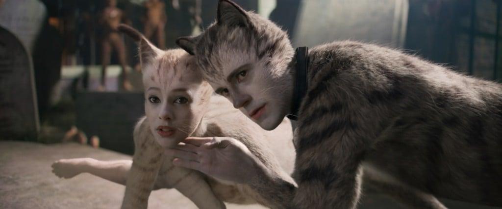 Catsmovieredone
