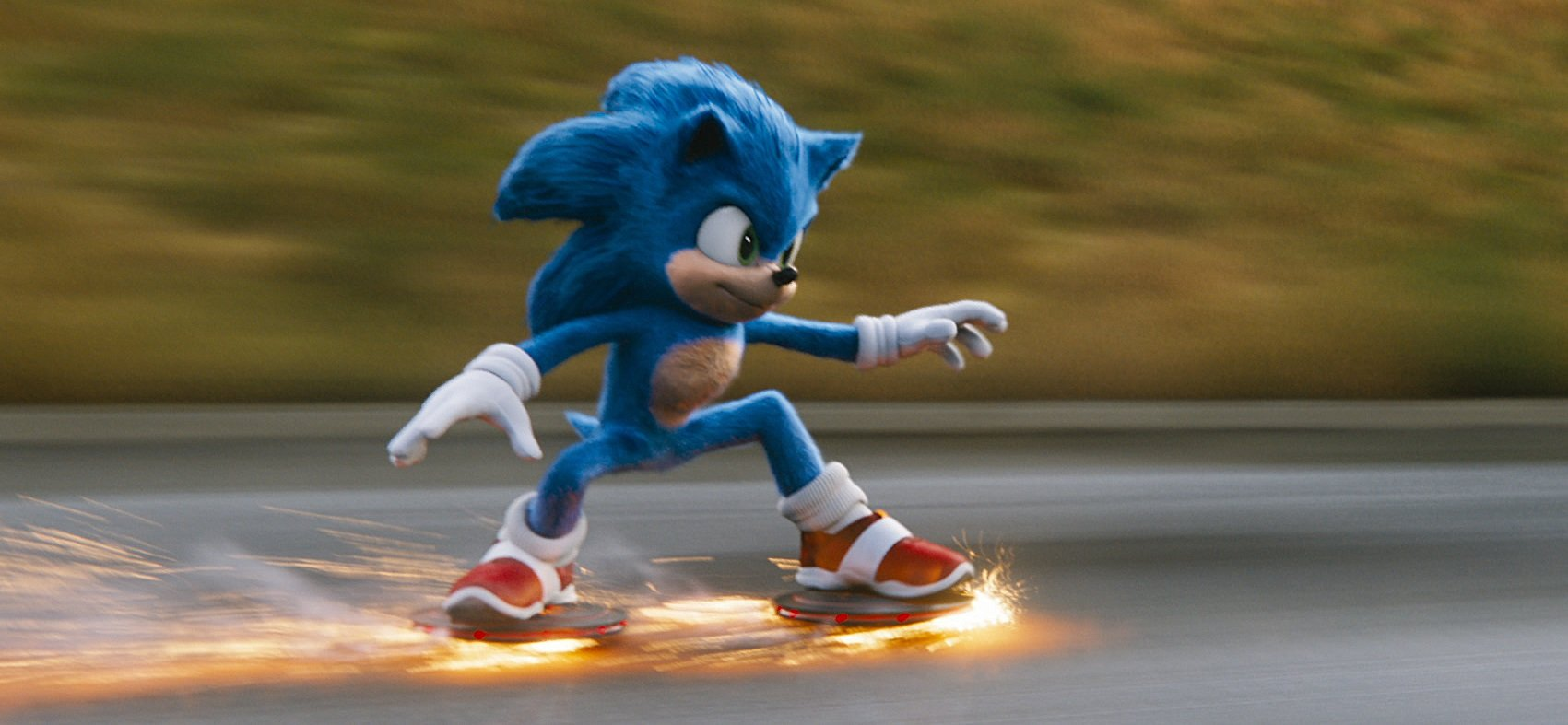 Movie Review Sonic The Hedgehog Charlotte Parent