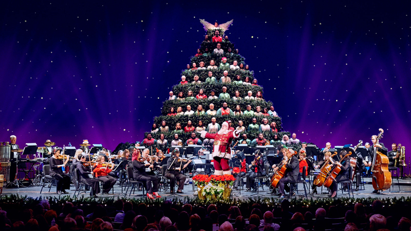 Magicofchristmas Courtesy Of The Charlotte Symphony