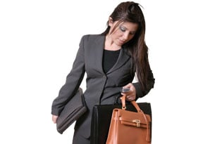 Busywoman 315