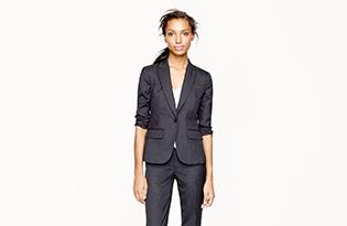 Jcrew Suit 315