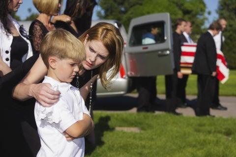 Funeral Etiquette Kids