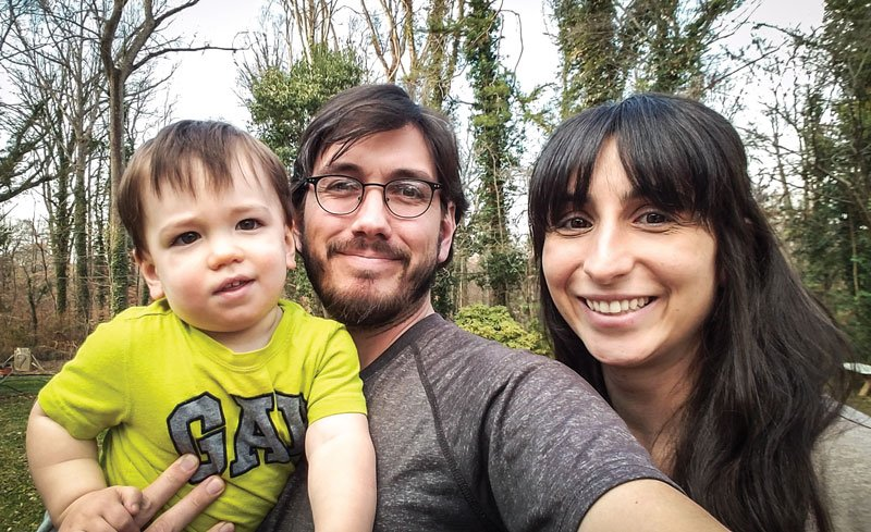 Cyrus Family1