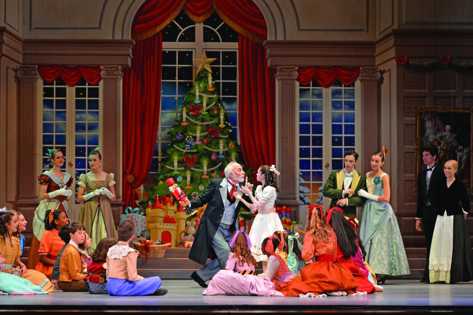 Charlotte Ballet Nutcracker Performance
