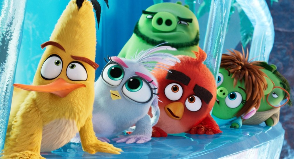 Movie Review Angry Birds 2 Charlotte Parent