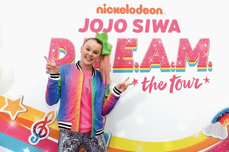 Jojosiwa Pc Noam Galai Getty Images For Nickelodeon